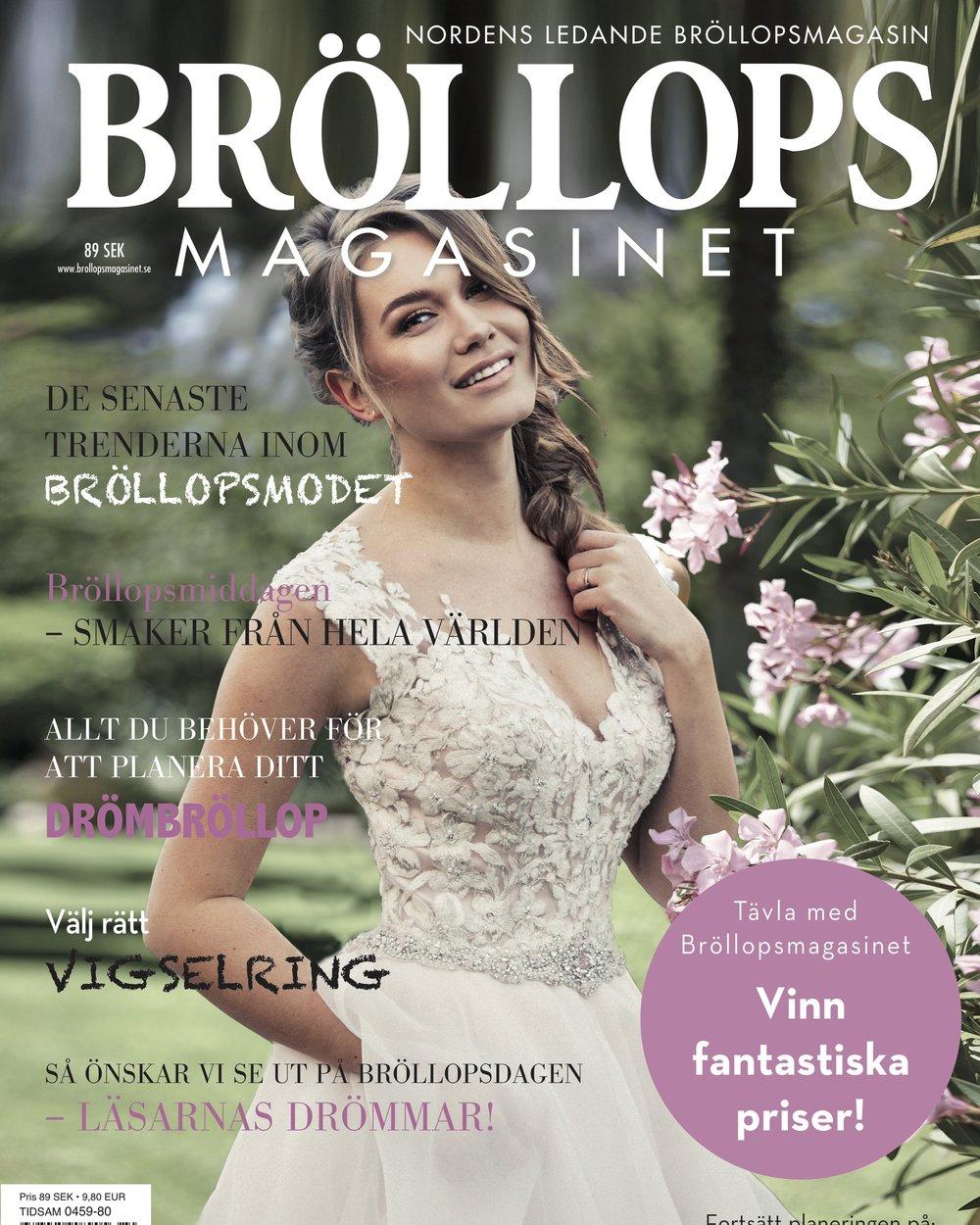 Bröllops Magasinet May 2017