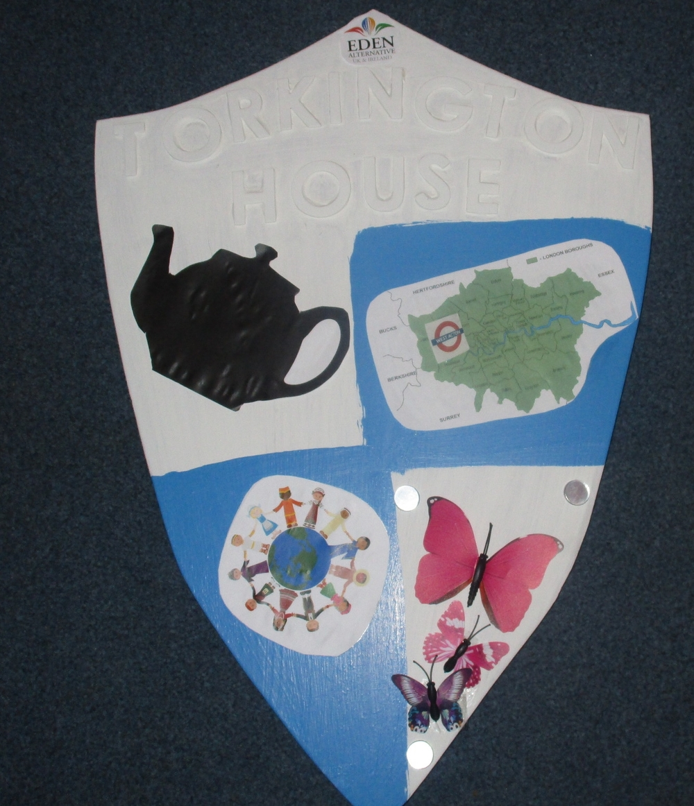 Torrington House Coat of Arms