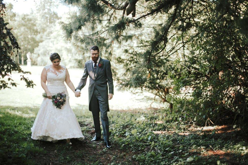 Alex & Candice, Sussex Wedding.