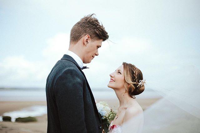 This west coast wedding was a dream, loved shooting this with my favourite gal pal @laurenmcguinessphotography ⠀ ⠀ ⠀ ⠀ ⠀⠀ ⠀ #westcoast #westcumbria #radstorytellers #photobugwedding #lookslikefilmwedding #LLF #dreamweddingshots #everydayIBT #wedphotoinspiration  #weddingdayready #englishwedding #cumbriabride #lakedistrictbride #yorkshirebride #leeds #yorkshireweddingphotographer #wedding #justmarried #veil #seasidewedding #greenweddingshoes #bride #groom #newlywed