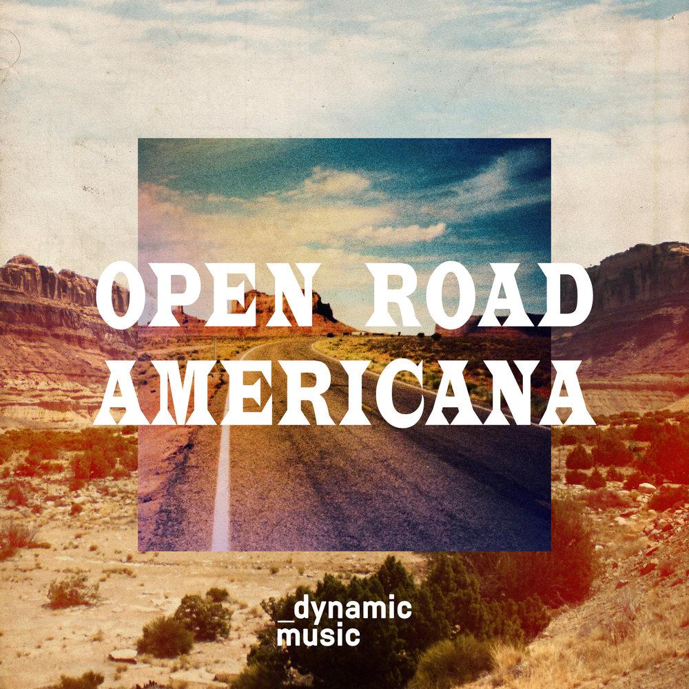 Open Road Americana →