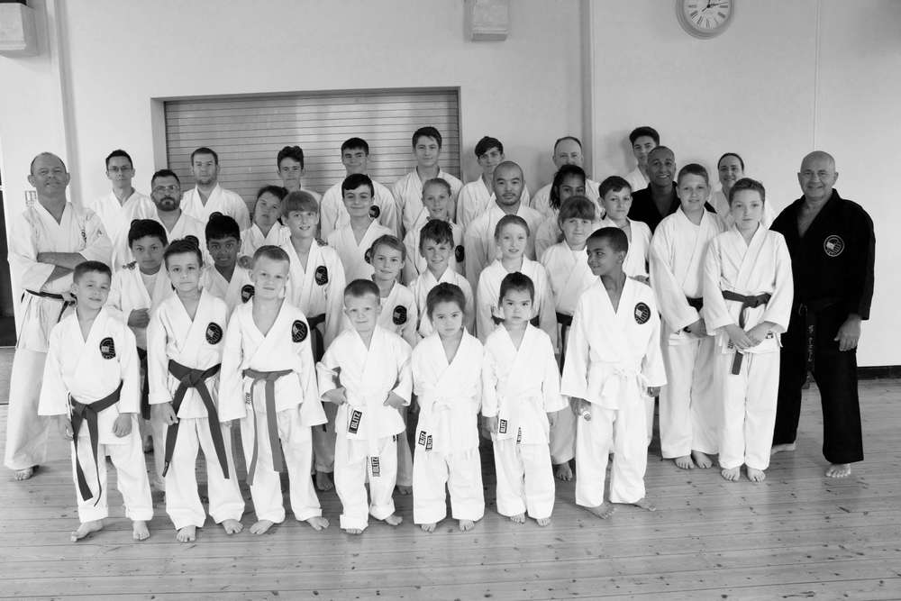 The club as it was when we first started training at Manor Hall, Coalpit Heath.