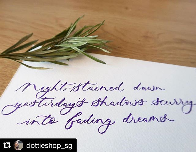 Excited to be running my last workshop of the year with @dottieshop_sg !  Learn to craft your haiku in the first half of the workshop and turn them into beautiful calligraphy with @dottieshop_sg after! . Sign up link in bio🙌 . #haikufever #haiku #freehaiku #sgwriters #singapore #sgevents #singlit #writersofig #poem #poetry #poetsofig #discoversg #collage #collageart #calligraphy #sgworkshop #workshopsg #handlettering #eventssg