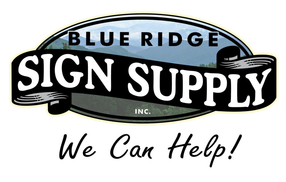 Blue Ridge Sign Supply