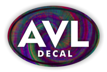 AVL Decal Logo