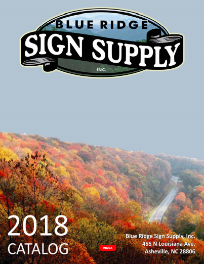 2018 BRSS Catalog