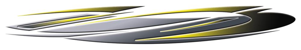 "002 Yellow Combo (14 1/8"" x 104 3/8"")"