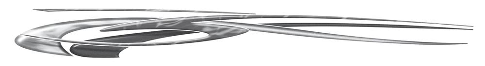 "004 Charcoal Combo ( 9"" x 84 1/4"")"