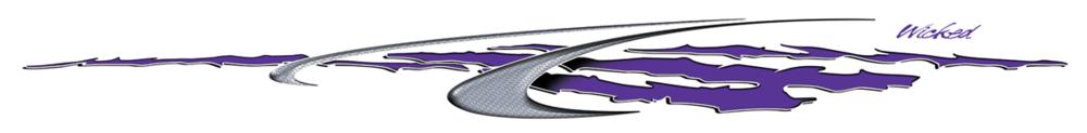 "004 Purple Combo (11 1/4"" x 117"")"