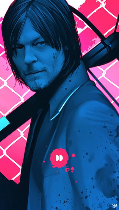 DD , The Walking Dead