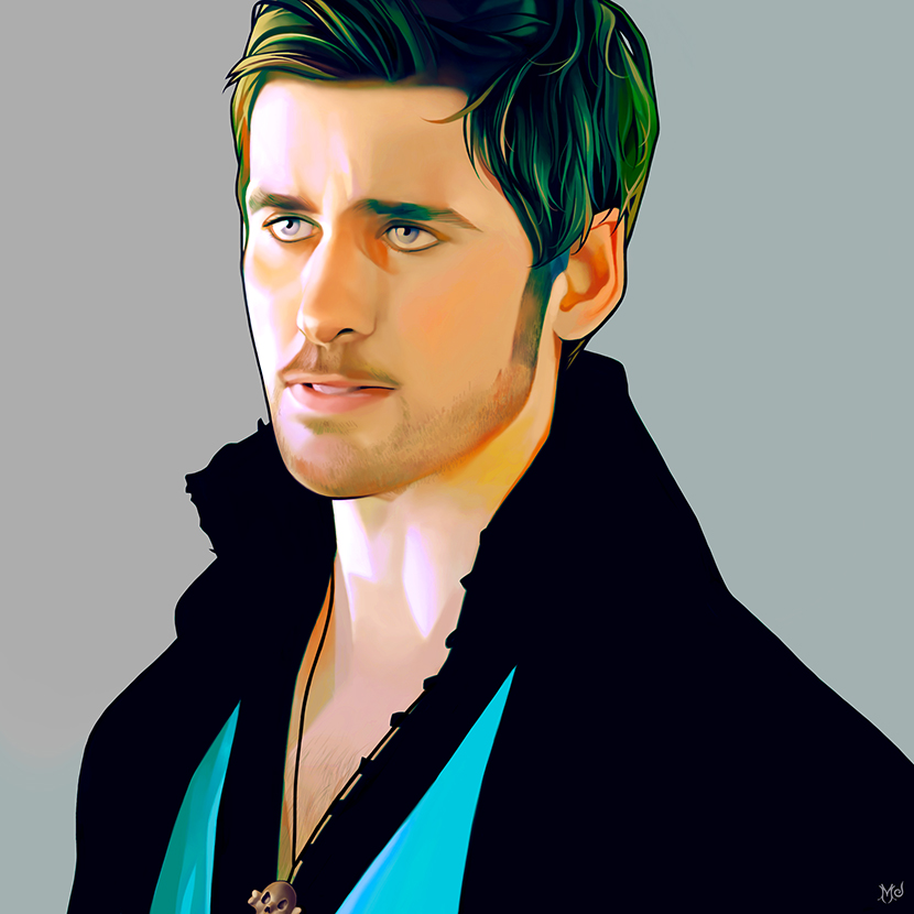 Hook , Once Upon a Time