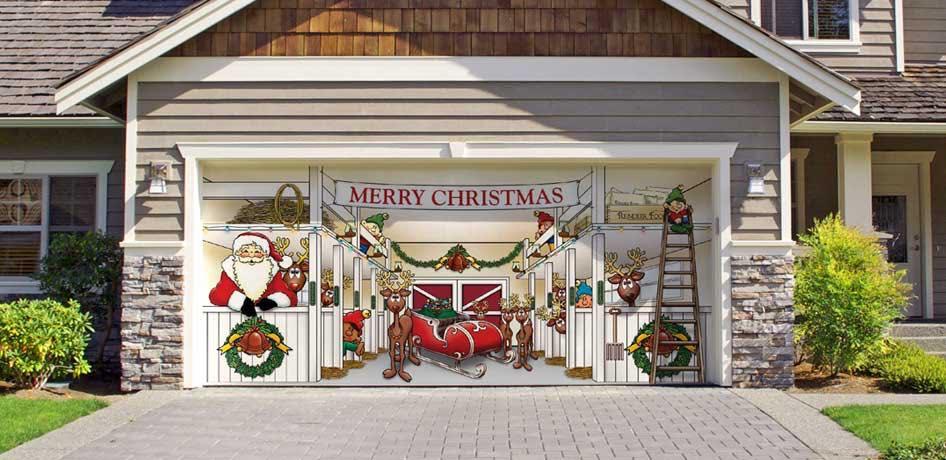 Santa's workshop?