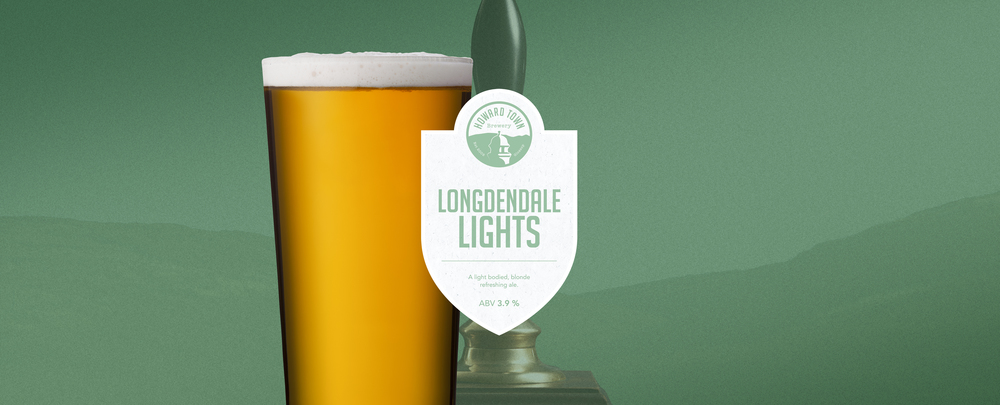 A light bodied blonde refreshing ale. 3.9%ABV