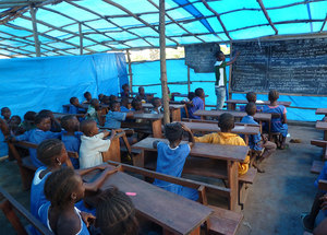Escuelas rurales Sierra Leona