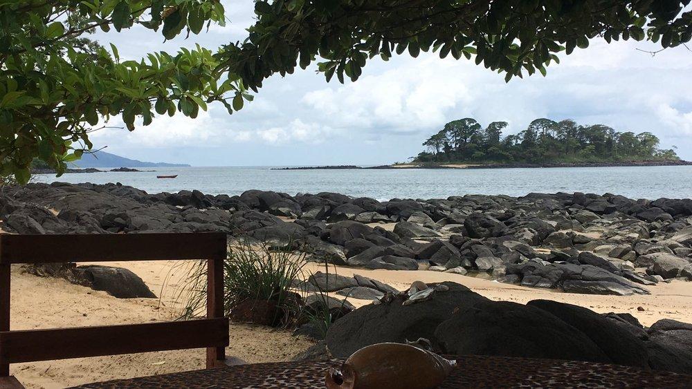Playa Sierra Leona