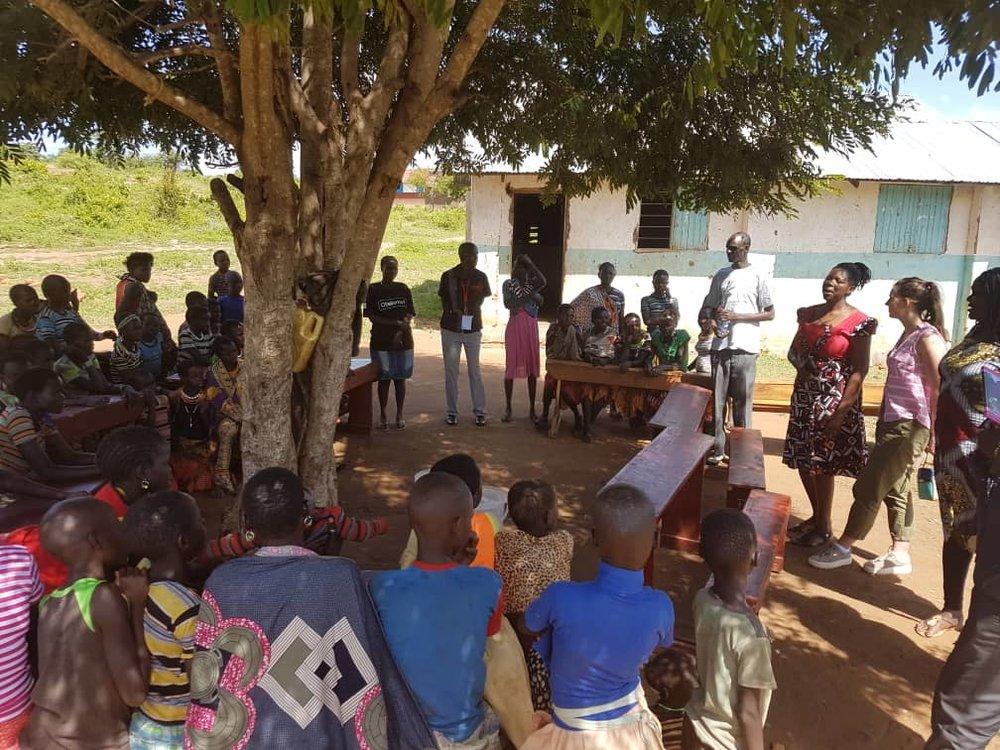 uganda+school+children