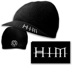 element him visor beanies