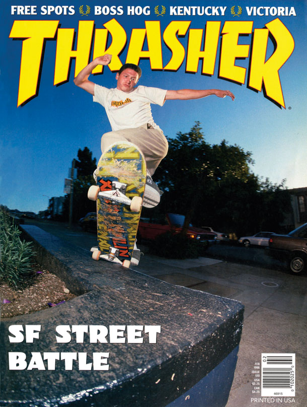 Strubing Thrasher Feb 96