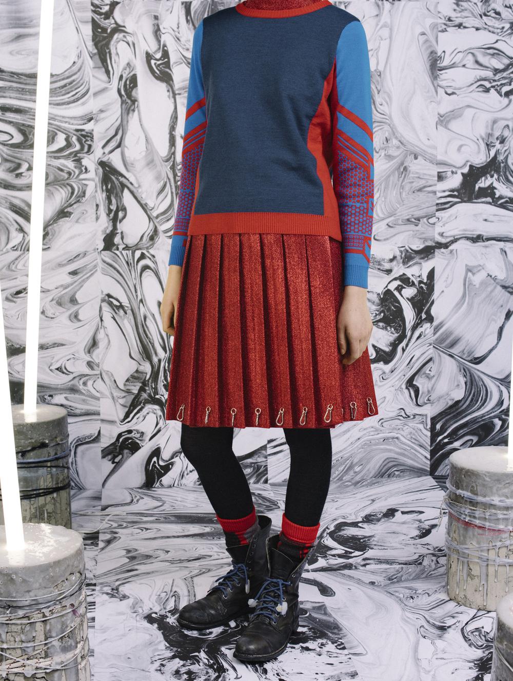 Sadie Williams AW16 Lookbook look 5