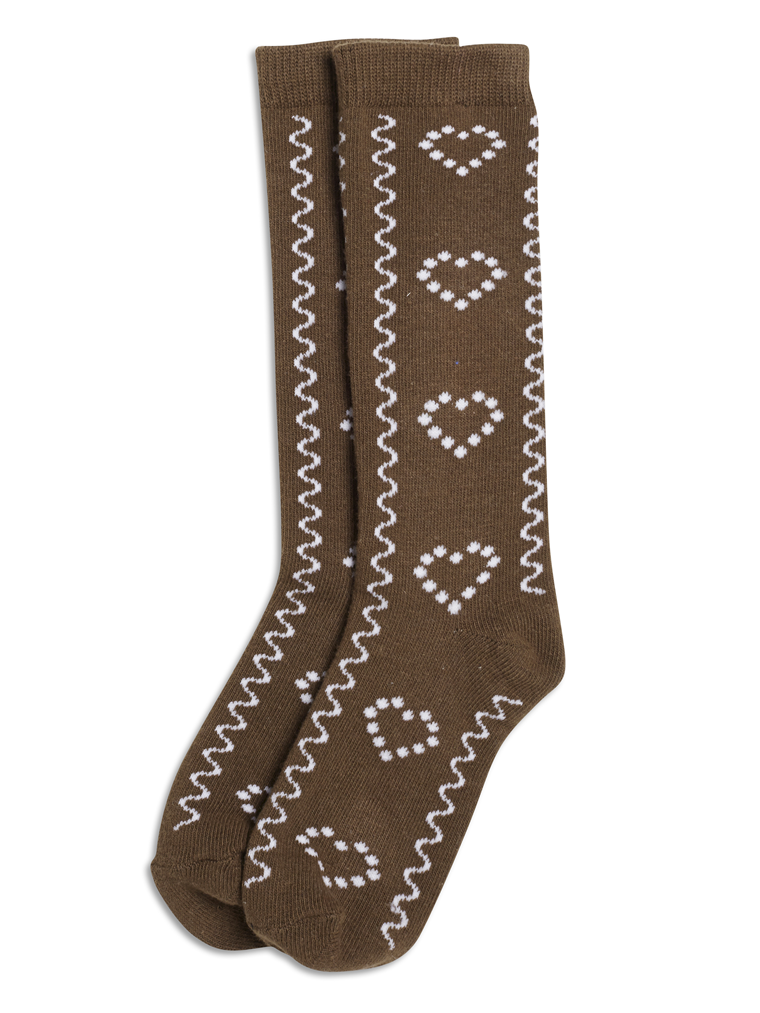 Gingerbread socks - Kappahl, 149 SEK