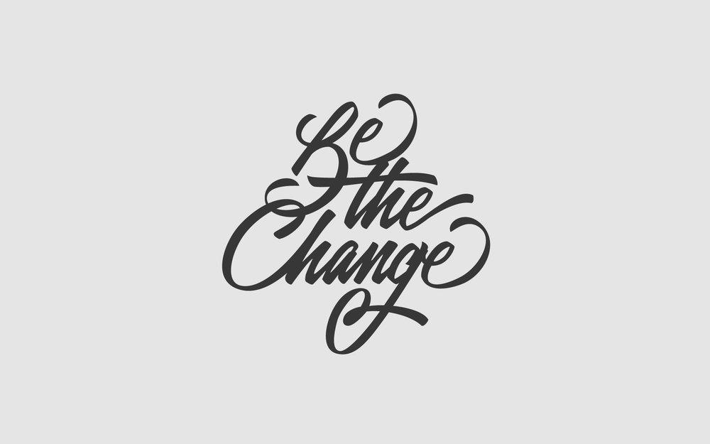 duNord_Typography_BeTheChange