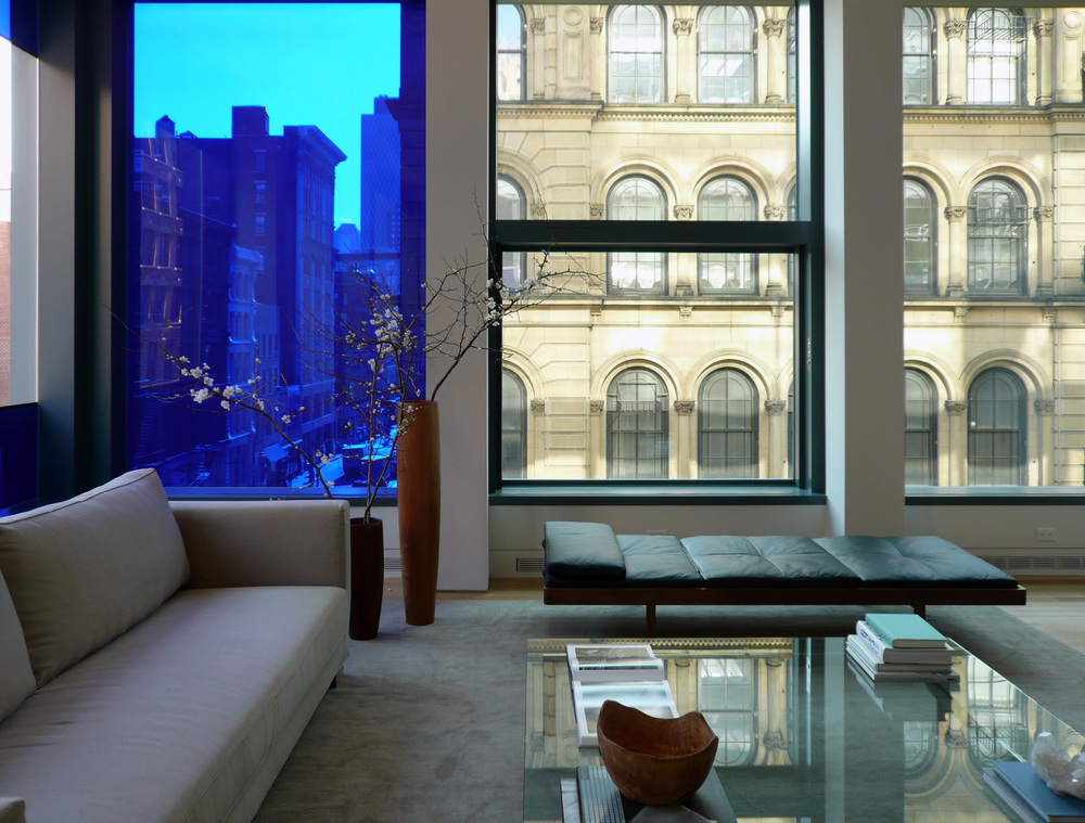 Weekend 48 Mercer West Chin Architects Interior Designers Classy Nyc Apartment Interior Design