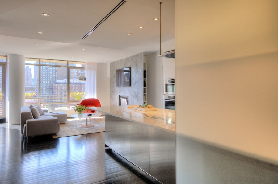 Upper West Side Duplex