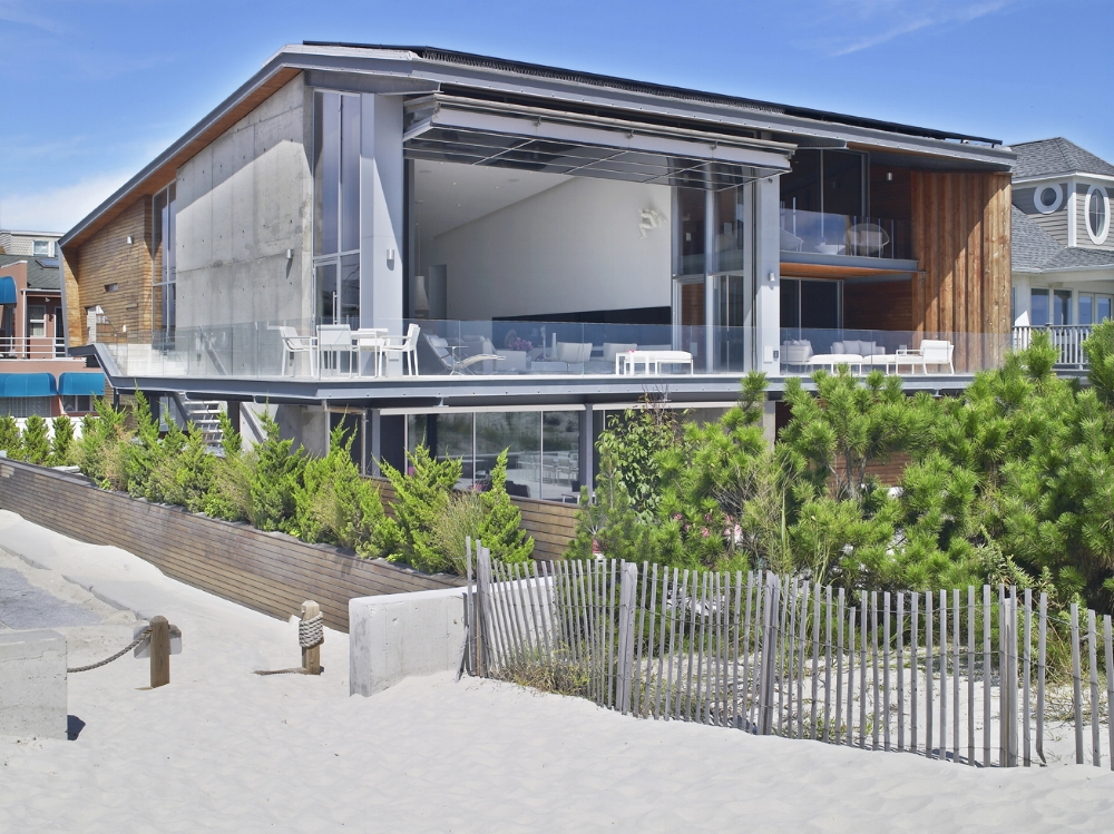 Beach House on Long Island