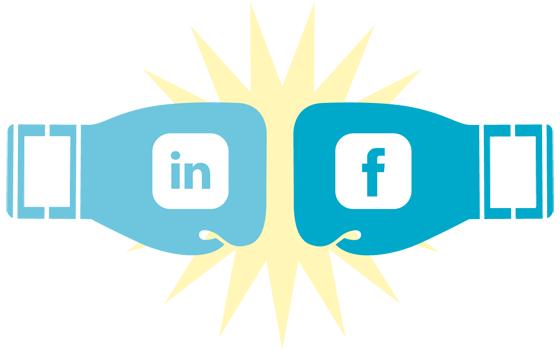 túatú- Employer Branding: los contactos en Facebook y LinkedIn