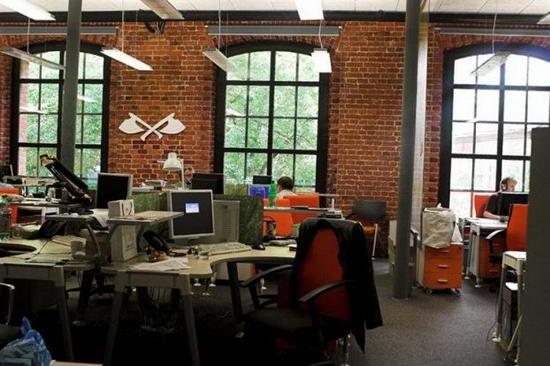 ¬¨¬•túatú - Employer Branding: los espacios colaborativos