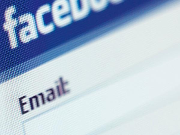 facebook emails