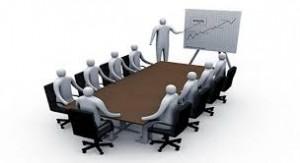 organizar reuniones de trabajo