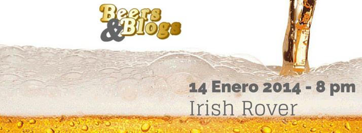 Beers & Blogs - Enero 2015