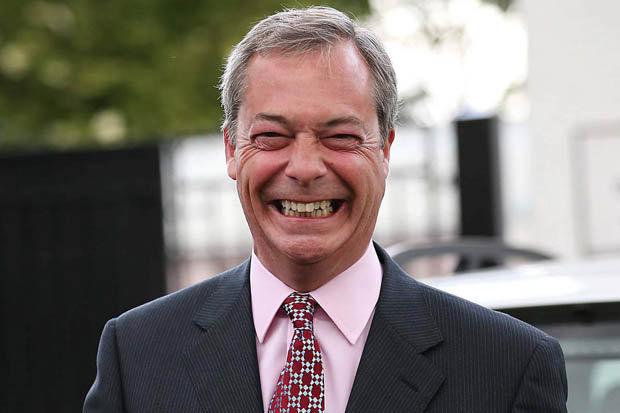Nigel Farage, el vencedor del Brexit