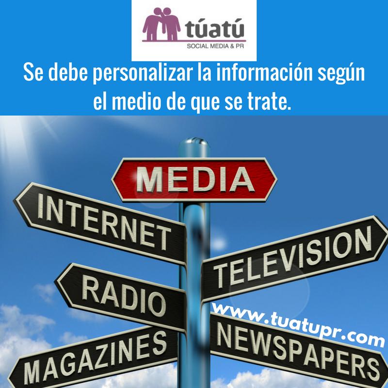 Agencia de comunicación: información para los medios
