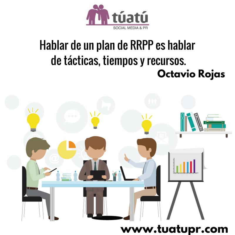 Agencia de comunicación: plan de RRPP