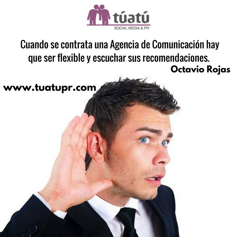 Agencia de comunicación: Flexibilidad
