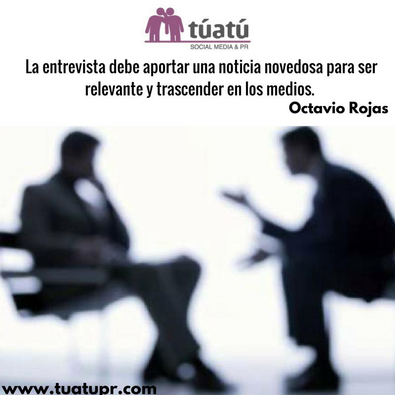 Agencia de comunicación: Entrevista