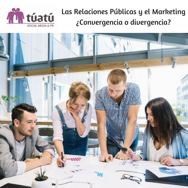 Las Relaciones Públicas y el Marketing, ¿convergencia o divergencia?