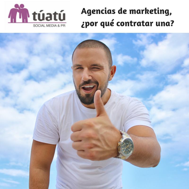 Agencias de marketing en Madrid ¿por qué contratar una?