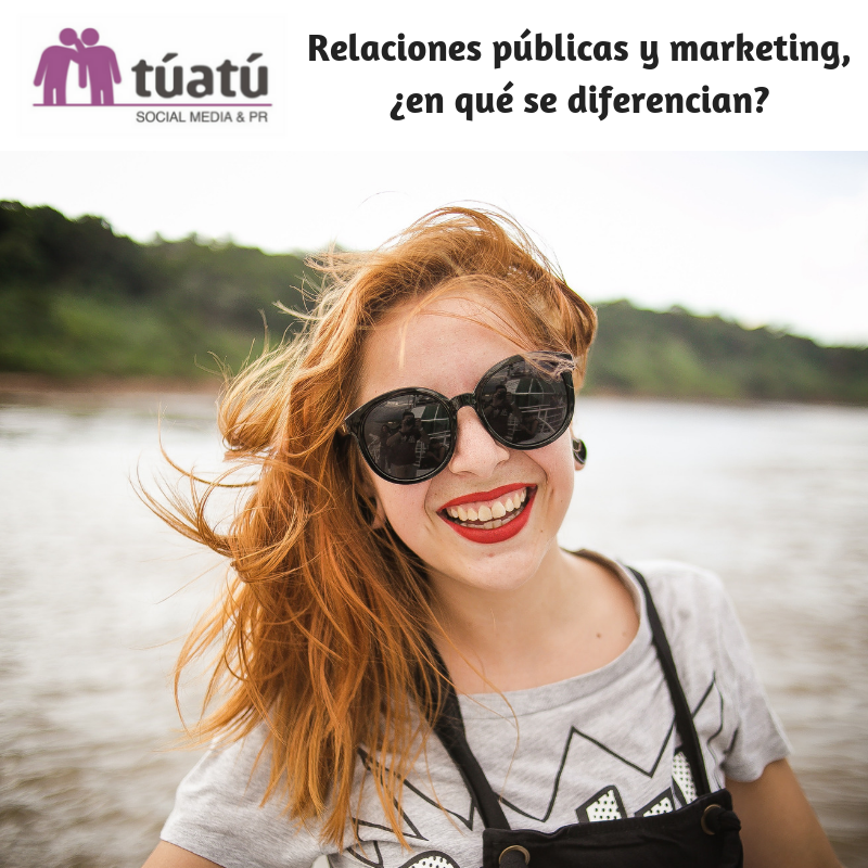 Relaciones públicas y marketing ¿en qué se diferencian?