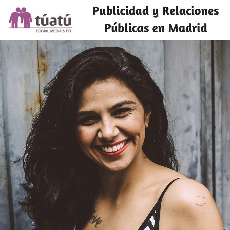 Publicidad y Relaciones Públicas en Madrid