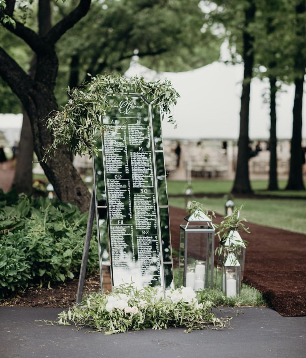 Planning:  @shannongailweddings  | Florals:  @valeofenna  | Photo:  @stofferphotography
