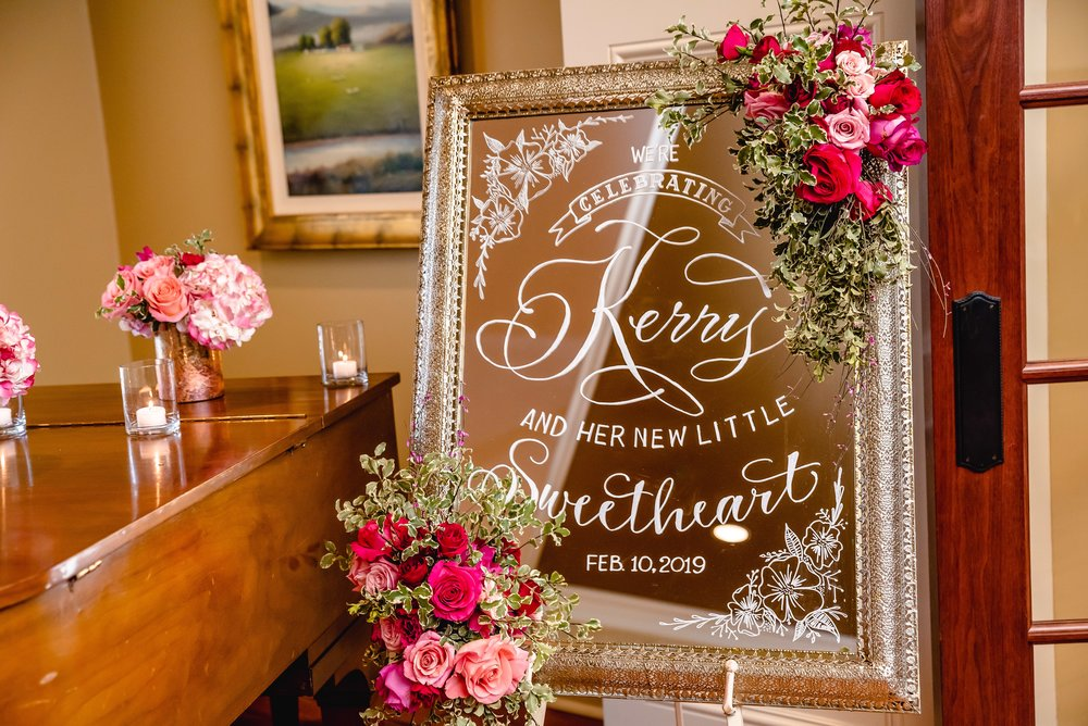 Florals:  @keshevents  | Photo:  @sodafountainphoto  | Planning:  @mdurpettievents