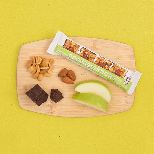Go nuts with your snack today, you deserve it. Or just celebrate #NationalPeanutDay. Either way. #TryALittleGoodness . . . #peanuts #wholenuts #almonds #darkchocolate #apples #goodness #snacks #snacking #realingredients #yum #goodnessknows