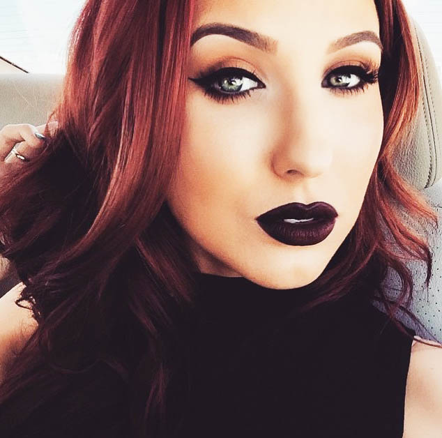 Youtuber Jaclyn Hill