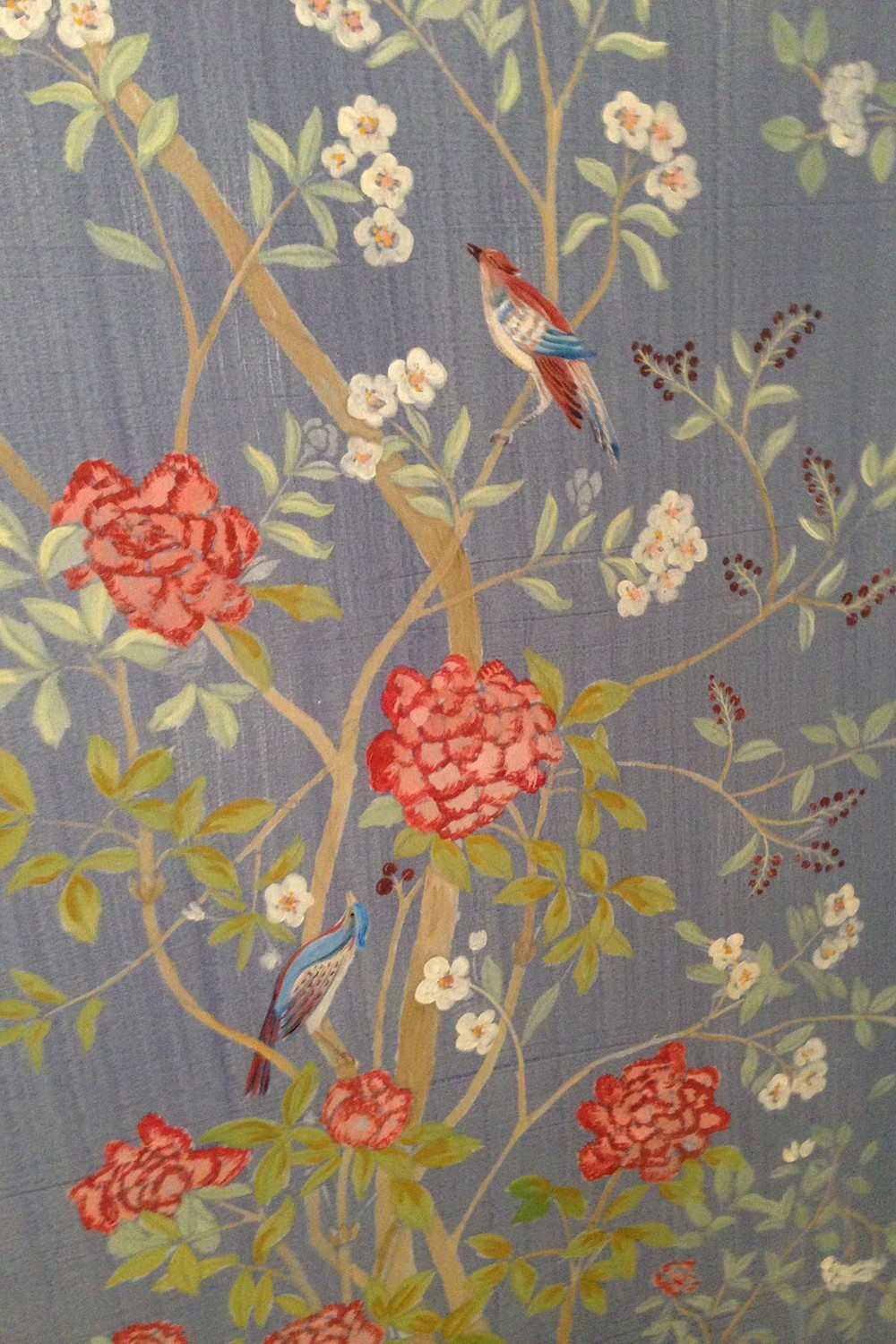 Chinoiserie Style / Residential Walls
