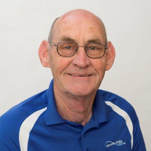 Jerry Crosslin Pond Operations Manager Employed at Sphere One since 1981