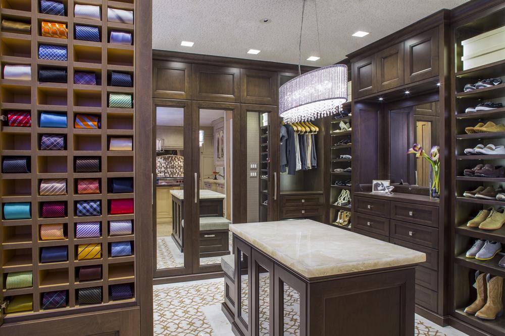 Showroom SM 0. Luxury Closet Design