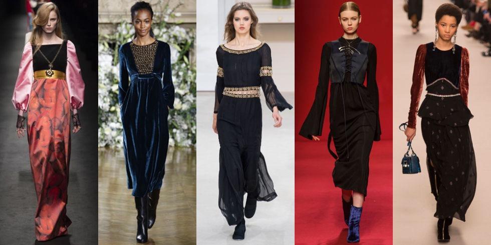 Renaissance Fashion Fall 2016/2017 Runway